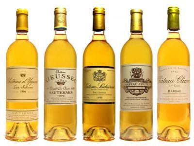 wat is zoete witte wijn