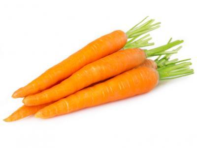 Oranje wortel