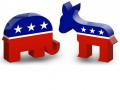 democraten vs republikeinen